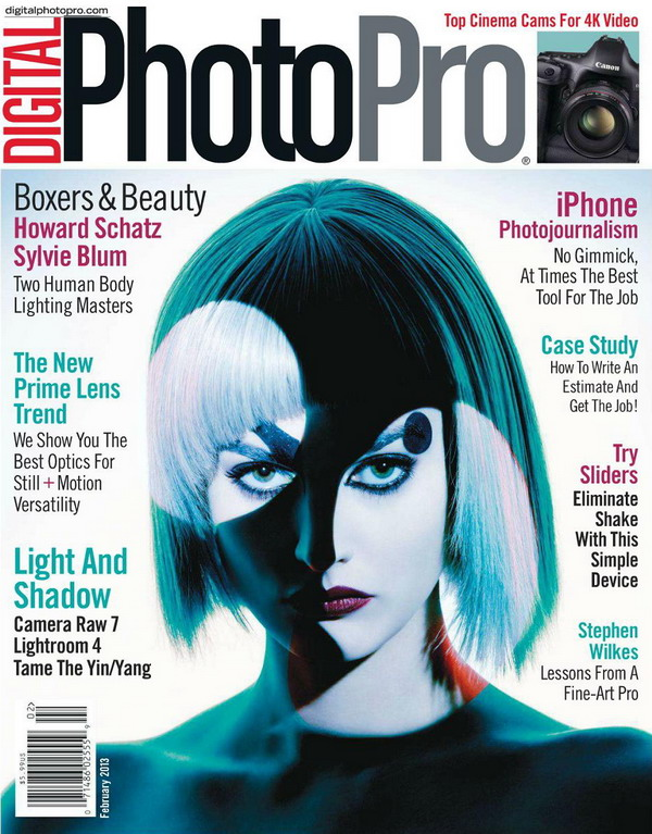 Digital Photo Pro - February 2013