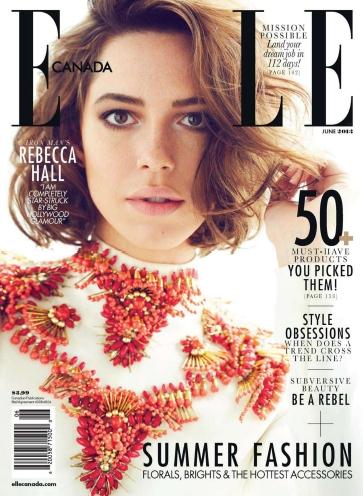 Elle Canada - June 2013