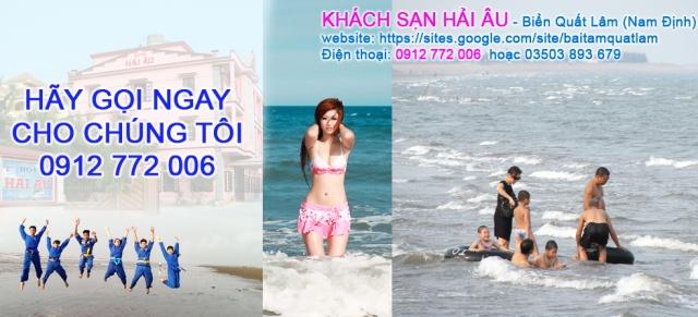 Khách sạn biển Quất Lâm, Nam Định